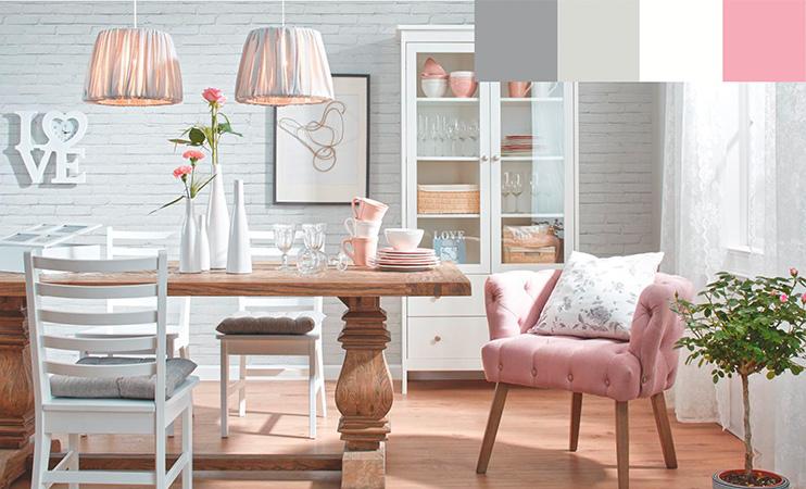 design : landhausstil wohnzimmer rosa ~ inspirierende bilder von ...