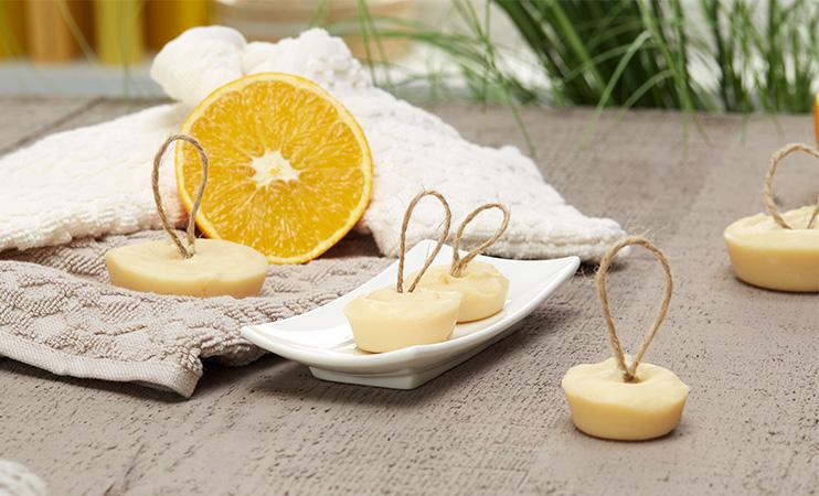 Seife Mit Honig Und Orange DIY