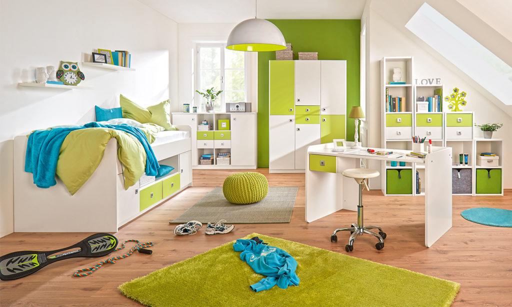 Kleine Räume richtig einrichten