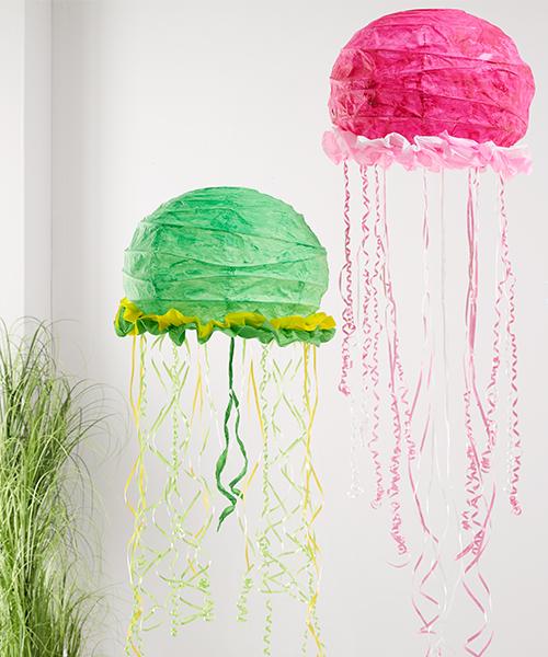 Jellyfishe ganz einfach selber machen