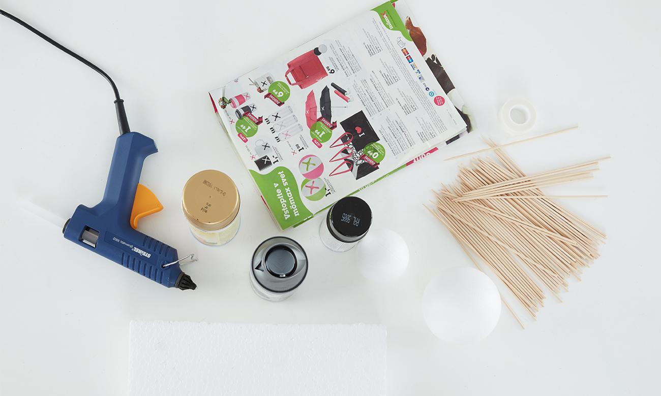Wanddeko selber machen mit Holz und Styropor - mömax blog