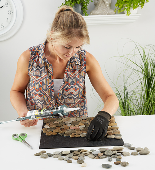 Wie beim Puzzle spielen muss für jeden Stein die passende Position gefunden werden