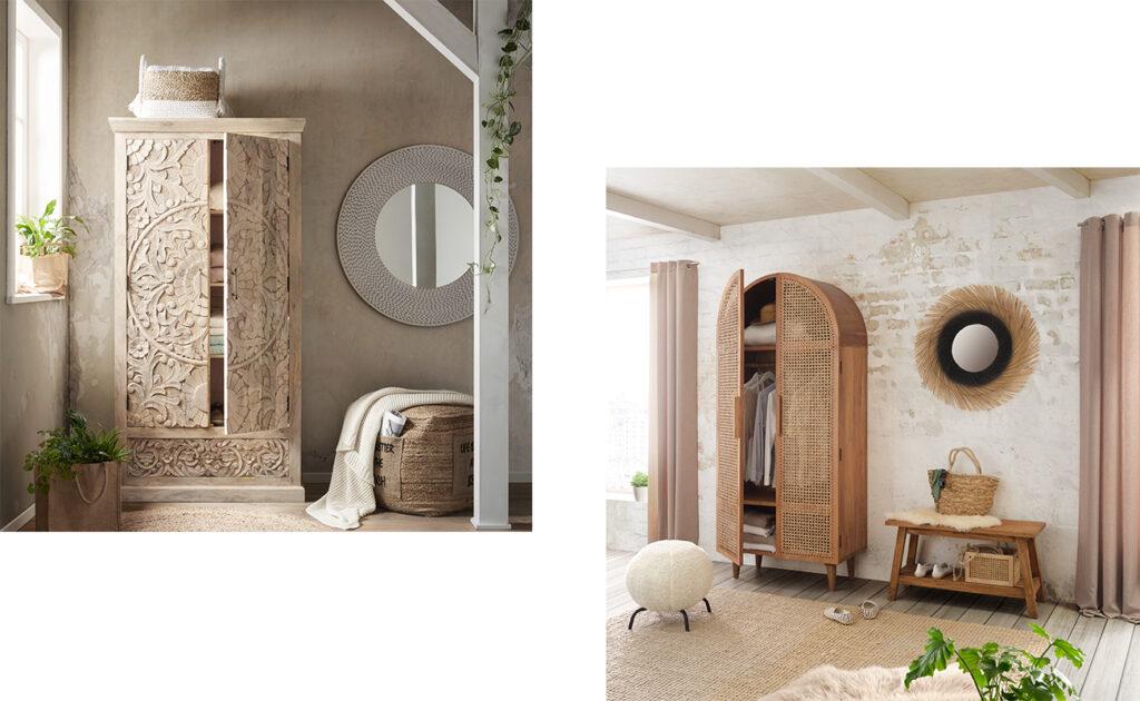 orientalisch einrichten - Collage