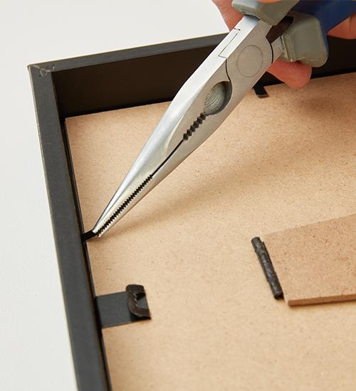 beleuchteter bilderrahmen diy m max blog. Black Bedroom Furniture Sets. Home Design Ideas