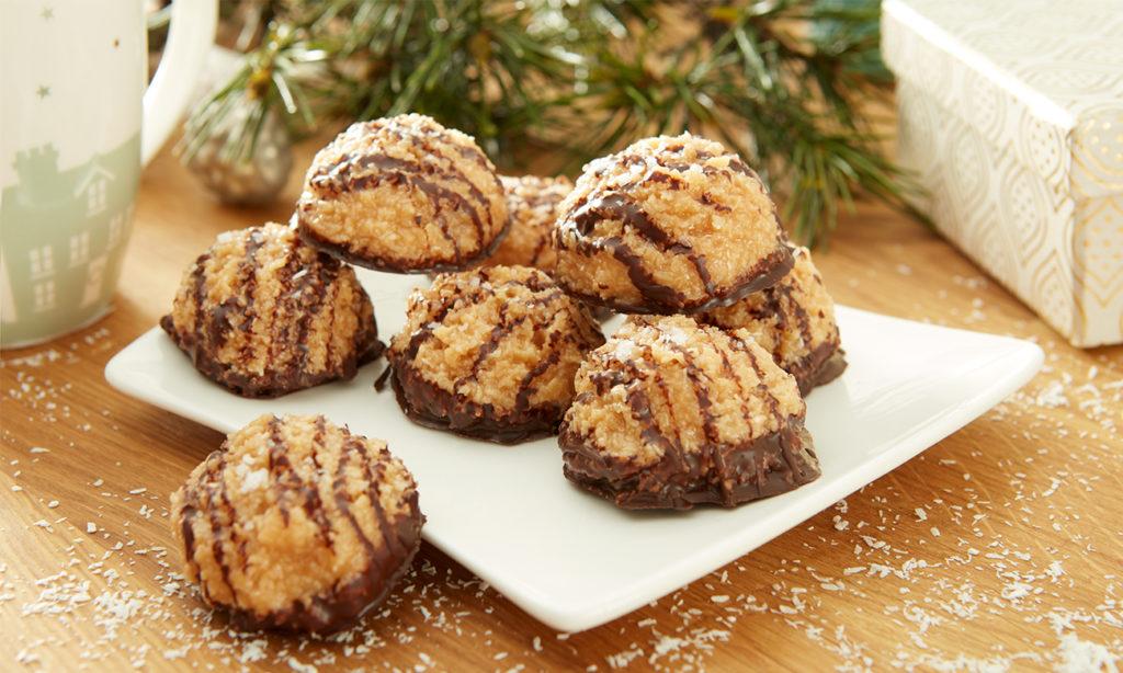 karamell-kokos-makronen
