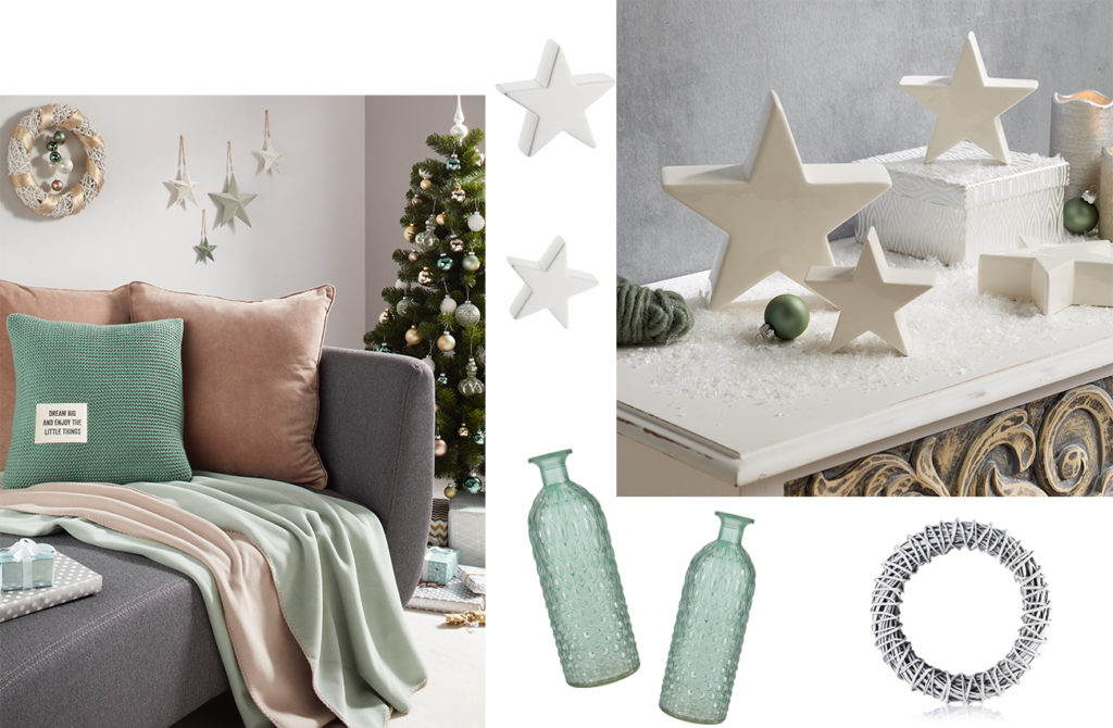 Vintage Christmas - Collage