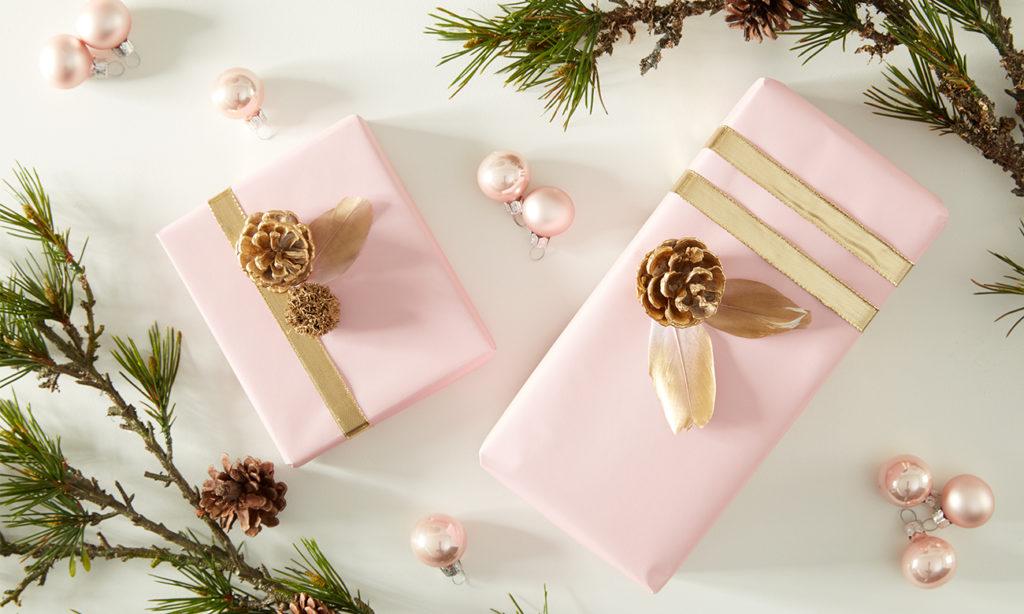 weihnachtliche-geschenkverpackung