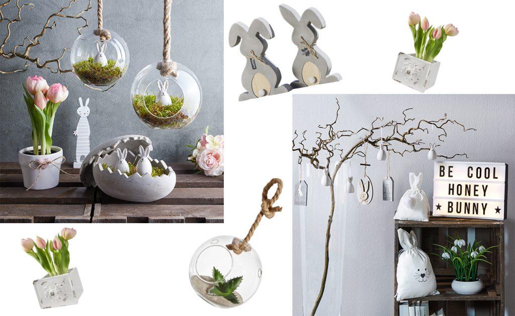 Frühlingserwachen - Collage