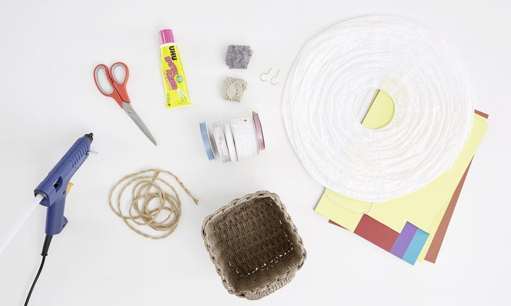 Heißluftballon DIY - mömax Blog