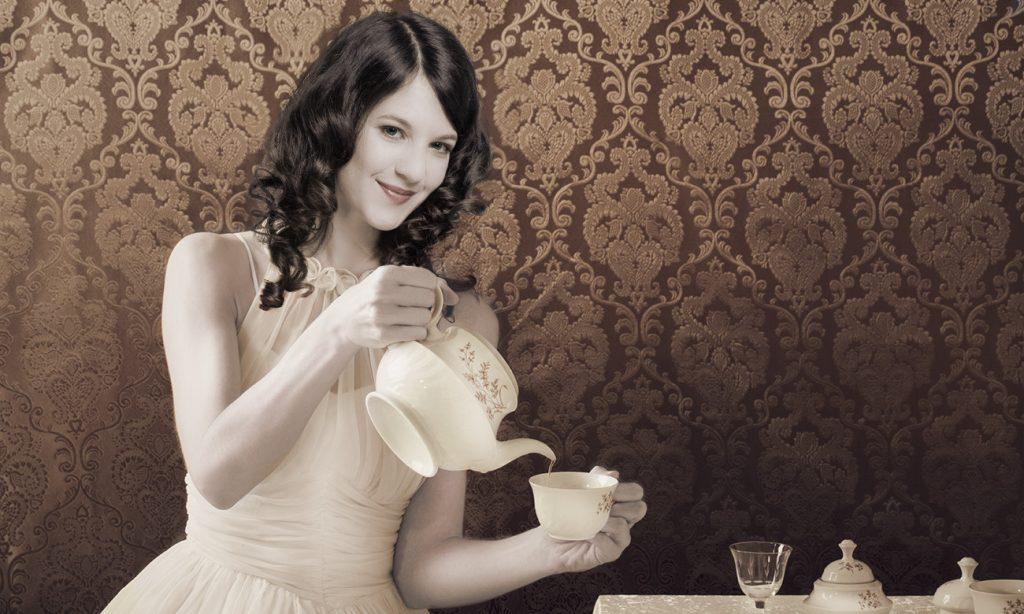 Mia schmeißt eine Tee Party!