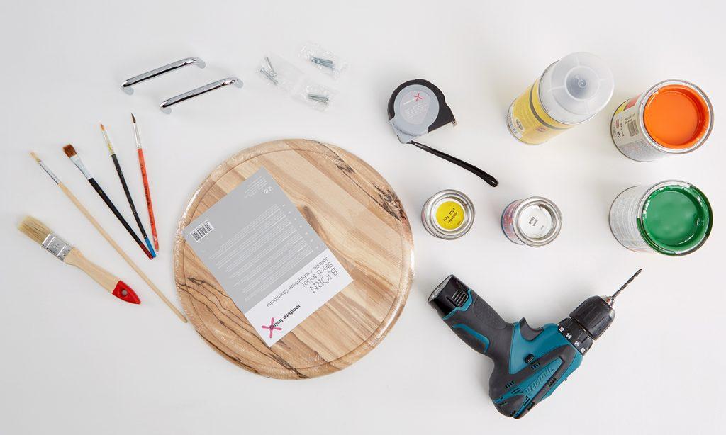 Talbett aus Holzbrett DIY - mömax Blog - was man alles benötigt