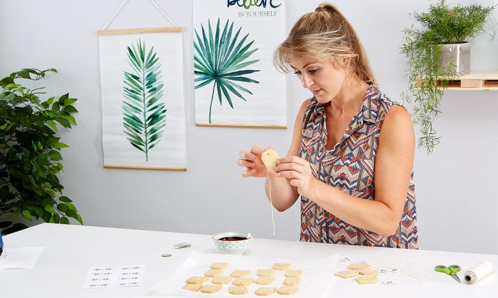 Teebeutel Kekse - mömax Blog - Yvonne macht Teebeutel Kekse