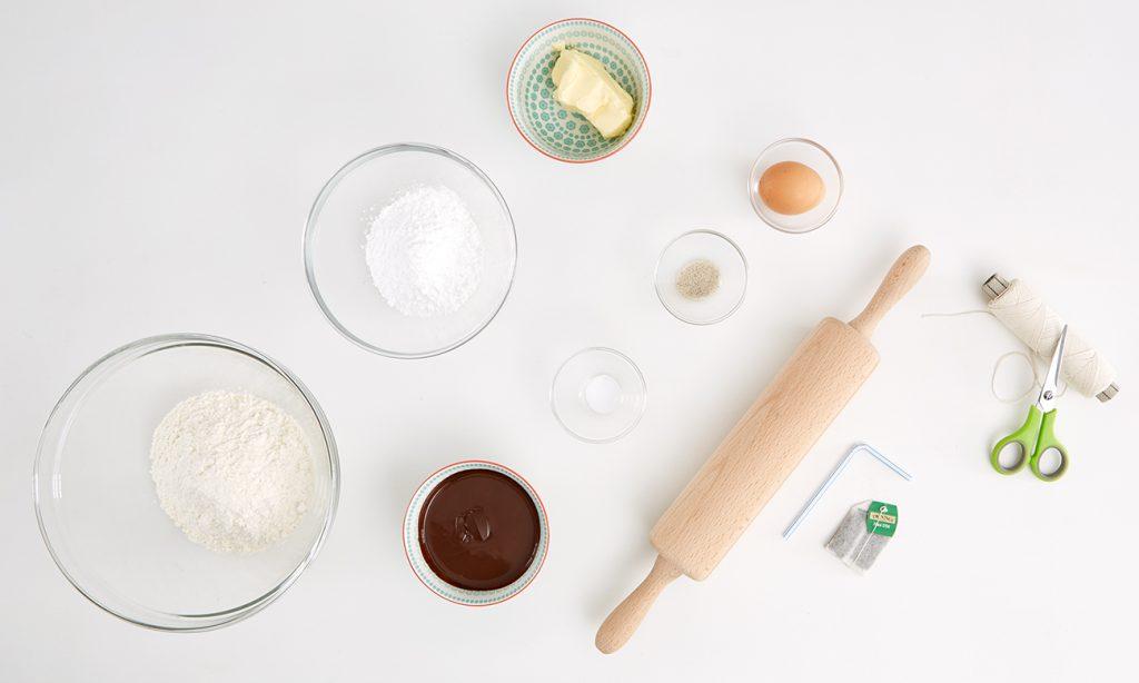 Teebeutel Kekse - mömax Blog - Zutaten