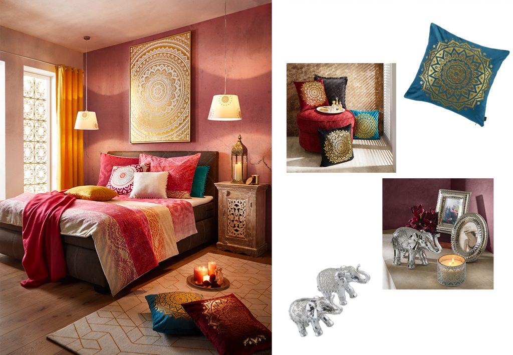 Moroccan Mystery - im orientalischen Stil