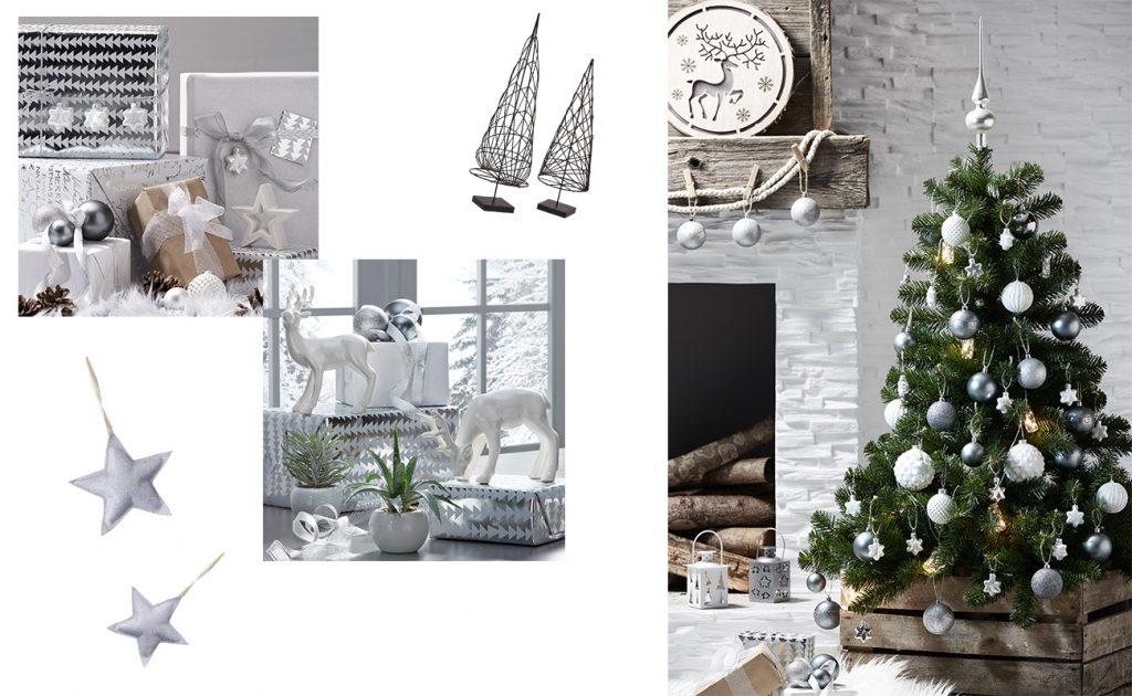 Frohe Weihnachten-Collage