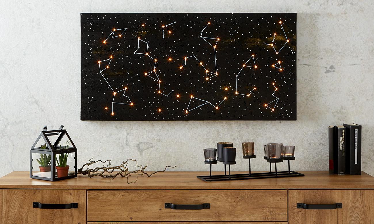 Leuchtendes Sternbild Einfach Selber Machen Momax Blog