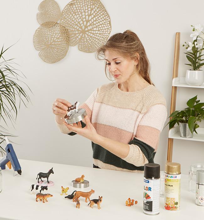 Tierische Vorratsdosen selber machen - mömax Blog