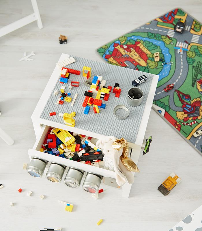 Spieltisch für Kinder DIY
