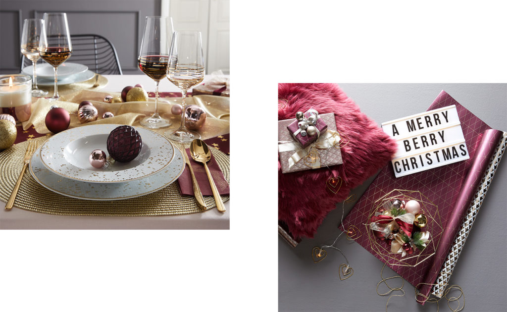 Mia im Merry Berry Fieber - Collage