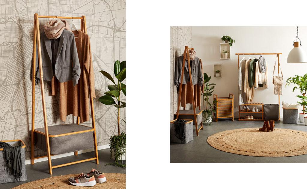 Garderobe - Collage