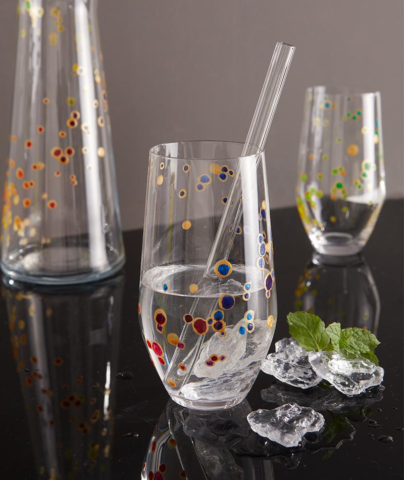 Gläser selber bemalen - spülmaschinenfest