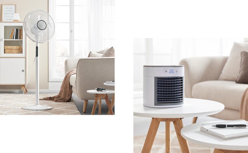 Keep cool - Ventilator